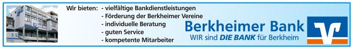 Wir sind die Bank für Berkheim