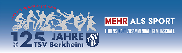 125 Jahre TSV Berkheim